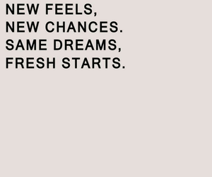 new year, quotes, and Dream image