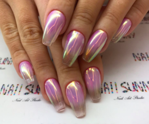 beauty, flawless, and long nails image