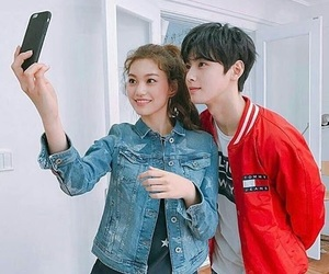 idol, kpop ships, and eunwoo image