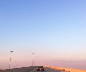 sky, car, and aesthetic image