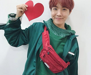 bts, mbc, and jhope image
