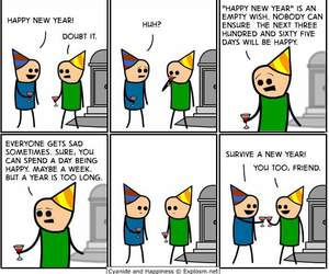 new year, funny, and lol image
