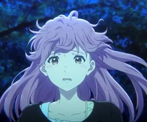 anime, anime girl, and cap image