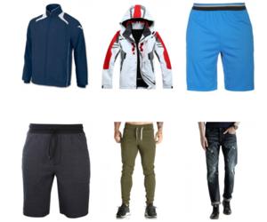 wholesale mens clothing image