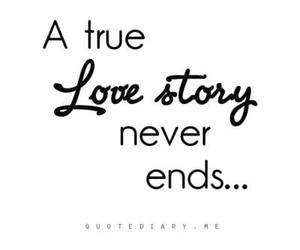 love, quote, and love story image
