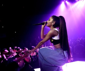 ariana grande, dangerous woman, and dwt image