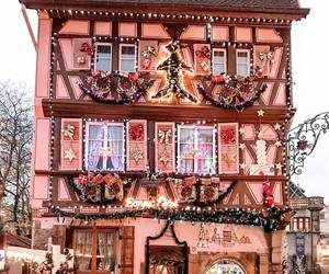 decorations, alsace, and colmar image