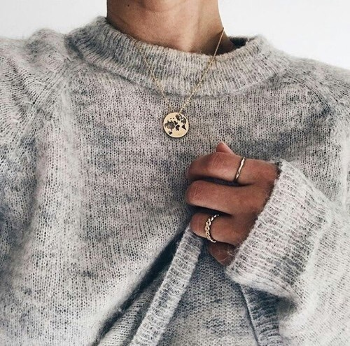 girl, gold, and jewelry image