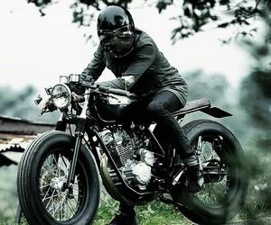 motorbike, motorcycle, and rebel image
