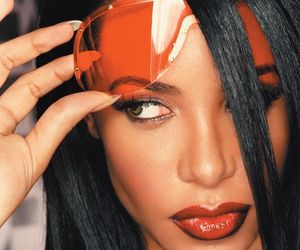 aaliyah and celebrity image