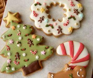 christmas, christmas table, and christmas decorating image