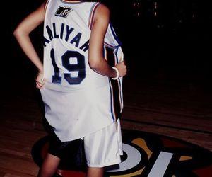 aaliyah and Basketball image