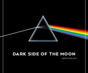 bands, Pink Floyd, and the dark side of the moon image