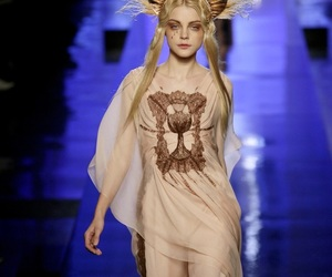 fashion, girl, and Jean Paul Gaultier image