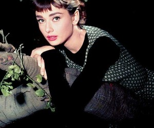 audrey hepburn, checks, and chic image