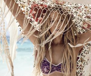 beach, bohemian, and boho image