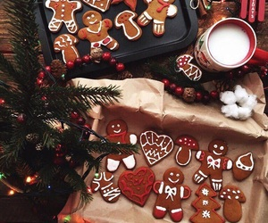christmas, yammy, and delicious image