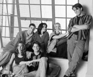 friends, Jennifer Aniston, and joey tribbiani image