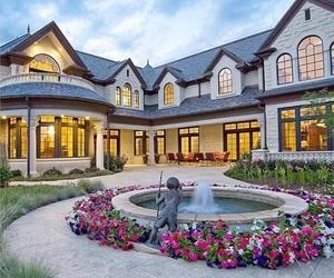 house, luxury, and fashion image