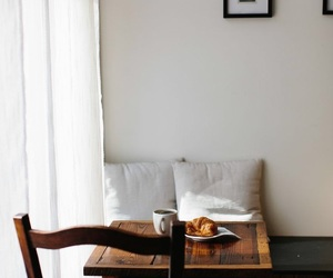 interior and breakfast image