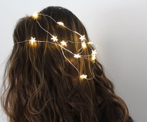 aesthetic, pretty, and stars image
