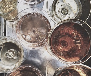 drink, alcohol, and glass image
