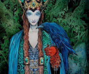 avalon, Morgan Le Fay, and spells image