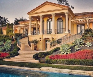 fashion, luxury, and mansions image
