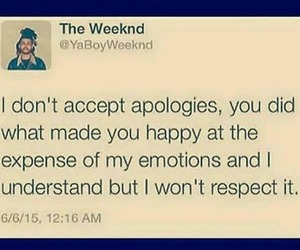 mood, say it again, and the weeknd image