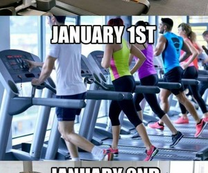 diet, funny, and happy new year image