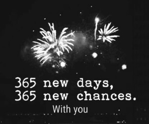 new year, 2017, and quotes image