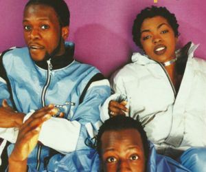 90's, wyclef jean, and hip hop image