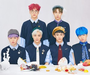 kpop, nct, and nct dream image