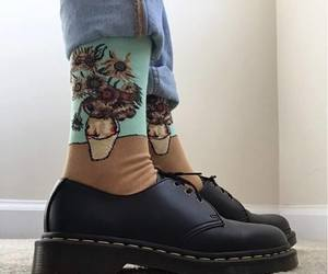 shoes, aesthetic, and art image