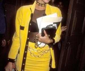 fashion, 90s, and Christy Turlington image