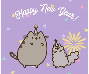 party, stormy, and pusheen image