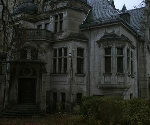 house, dark, and grunge image