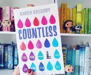 books, countless, and karengregory image