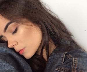 girl, tumblr, and beauty image
