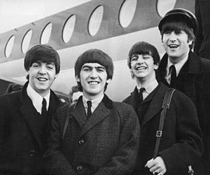 beatles, g, and r image