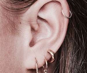 classy, jewellery, and ear candy image