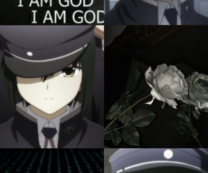 aesthetic, god, and angel beats image