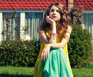 cassie, hannah murray, and skins image