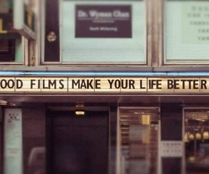 cinema, life, and better image