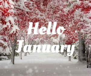easel, hello, and new year image