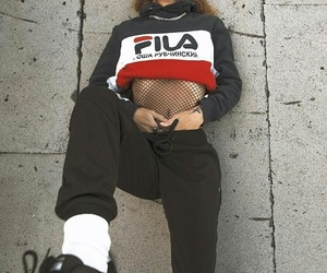 Fila, outfit, and style image
