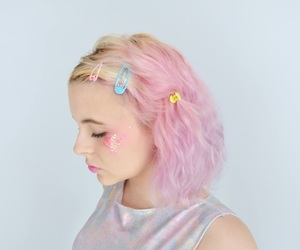 kawaii, pastel, and jfashion image