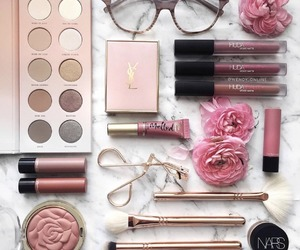makeup and product image
