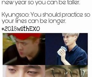 exo, fun, and k-pop image