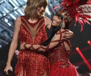 Taylor Swift, nicki minaj, and taylor image